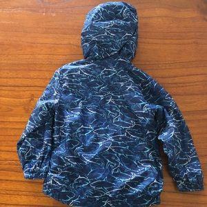 bee65ddca GAP Jackets & Coats   Baby Shark Rain Jacket Kids Toddler 5   Poshmark